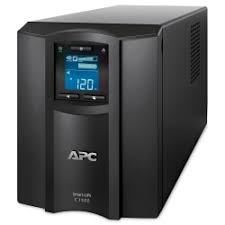 <b>APC Smart UPS C</b> 8 Outlet Tower With SmartConnect 1500VA900 ...