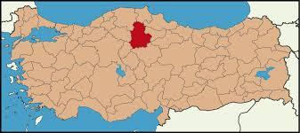 Image result for çorum haritası