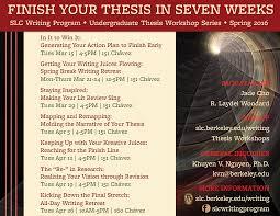 lance thesis writing lance essay writer lance essay writer middot undergraduate thesis workshops slc uc