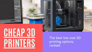 The 16 Best <b>Cheap 3D Printers</b> 2021 (Starting at $100!) | 3DSourced