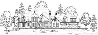 duplex plan d   exclusively customized house plans  let us draw    custom designed luxury house plans