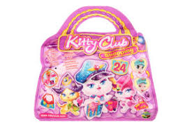 <b>Игровой набор</b> Dracco <b>Kitty Club</b> Shopping от 3 лет ...