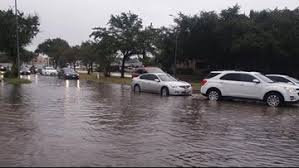 LIST: High water locations on major roads in the Houston area ...