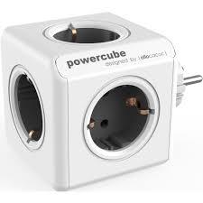 <b>Разветвитель Allocacoc PowerCube Original</b> USB красный ...