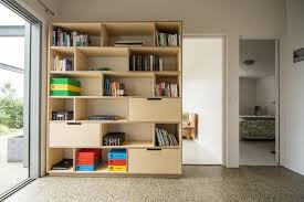 plywood bookshelves and made furniture on pinterest birch office furniture