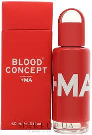 <b>Blood Concept</b> Red+<b>MA</b> - Парфюмированная вода: купить по ...