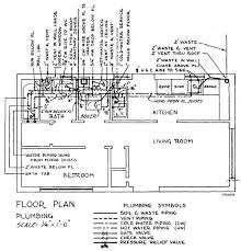 typical house plumbing diagram  plumbing diagram   r witherspoontypical house plumbing diagram