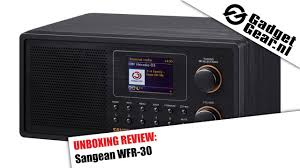 Unboxing Review: <b>Sangean WFR-30</b> - YouTube