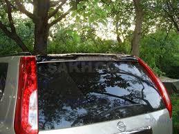 Дефлектор заднего стекла (<b>козырек</b>) <b>Nissan X</b>-<b>Trail</b> 2007-<b>2014</b> ...