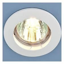 <b>Точечный светильник Elektrostandard</b> 863 MR16 WH белый ...