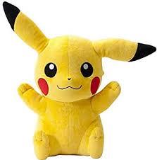 Buy Agnolia Kid <b>Cute Pikachu</b> Stuffed Soft Plush Toy 30 cm Online ...