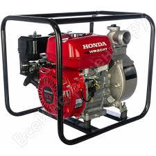 Бензиновая <b>мотопомпа Honda</b> WB20XT4DRX - цена, отзывы ...