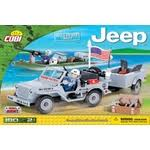 Купить <b>Конструктор COBI Jeep</b> Willys MB Navy недорого в ...