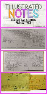 images about folds flaps and organizers how to use illustrated notes in the classroom