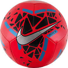 <b>Мяч футбольный Nike Pitch</b> SC3807 купить в Москве — интернет ...