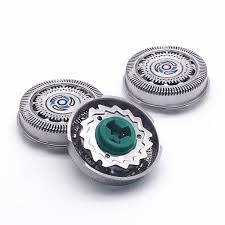 3pcs Shaver Blade <b>Razor Replacement Shaver Head</b> for Philips ...