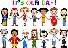 Resultado de imagen para grabados por el día internacional de la mujer