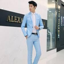 <b>Men Youth Business</b> Slim Version Set Suit Leisure: Buy at Factory ...