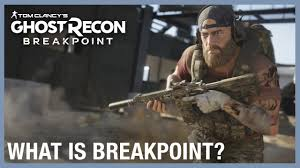 <b>Tom Clancy's</b> Ghost Recon® Breakpoint: Launch Intel