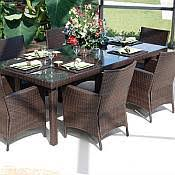 outdoor dining furniture patio resin wicker outdoor dining sets lantana piece set small resin wicker