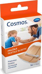 Cosmos <b>Textile Elastic Пластырь</b> текстильный эластичный, 6 х 10 ...