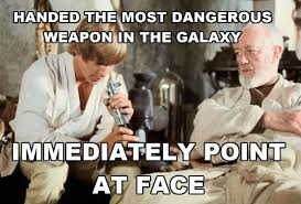 Luke What Were You Thinking? | WeKnowMemes via Relatably.com