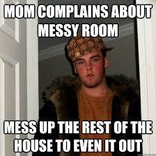 MESSY MEMES image memes at relatably.com via Relatably.com