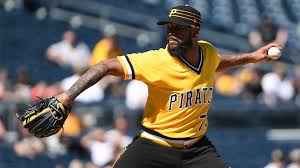 Los Angeles Dodgers 'Interested' In Pittsburgh Pirates Closer Felipe ...