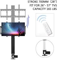 <b>Electric Automatic</b> Plasma/<b>LCD</b> Motorised <b>Electric</b> TV Lift 700mm ...