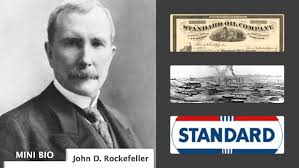 Image result for john d rockefeller