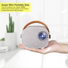 <b>YG230 Mini Portable Projector</b> 1080P Video Projector Home ...