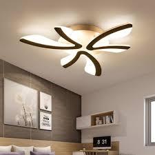acrylic <b>modern led ceiling light</b> pendant lamp kitchen bedroom ...