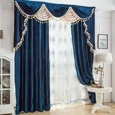 Подбираем шторы к голубым обоям (30 фото): какого цвета ...