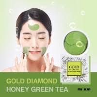 [MISKIN] HONEY GREEN TEA HYDRO GEL EYE PATCH(60pcs ...