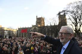 <b>Labour's Jeremy Corbyn</b>: Redistribute UK wealth, tax the rich