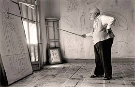 henri matisse at work oldschoolcool henri matisse at work