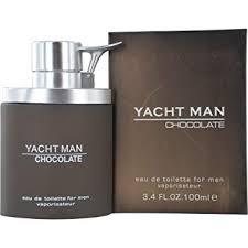 <b>Myrurgia Yacht Man</b> Eau De Toilette Spray for Men, <b>Chocolate</b>, 3.4 ...