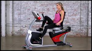 <b>Recumbent</b> Bike for <b>Indoor Exercise</b>