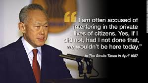 Lee Kuan Yew Quotes On Government. QuotesGram