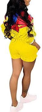 <b>ECHOINE</b> Women 2 Piece Outfits Tracksuit Jumpsuits Lightweight ...