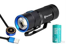 Ультракомпактный <b>фонарь Olight S1R</b> + зу + аккум купить в Санкт ...
