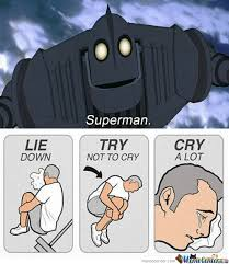 The Iron Giant by locojopo - Meme Center via Relatably.com