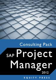 sap project manager consulting pack