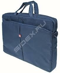 <b>Сумка для ноутбука</b> 15.6 дюйма <b>Continent</b> CC-01 (синий) - купить ...