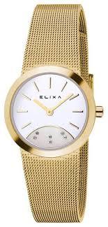 Стоит ли покупать Наручные <b>часы ELIXA</b> E076-L279 — выгодные ...