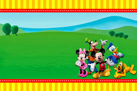 mickey clubhouse invitations and party printables is it mickey clubhouse invitations