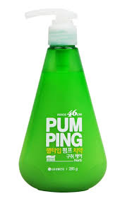 <b>Зубная паста PERIOE Breath</b> Care Pumping Toothpaste ...