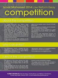 images about legal essay writing guidelines on pinterest  the rules of the ismail mahomed law reform essay competition