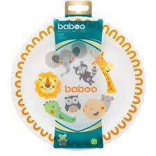 <b>Baboo Тарелка Safari</b> 6 м+