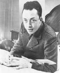 the stranger nobel prize winning author camus an outsider in literary legend author albert camus smokes a cigarette in 1957 in a photograph from the